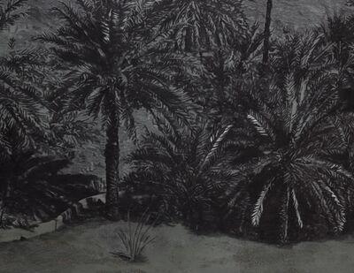 Saad Qureshi, 'Sacred Garden I (Detail View)', 2017