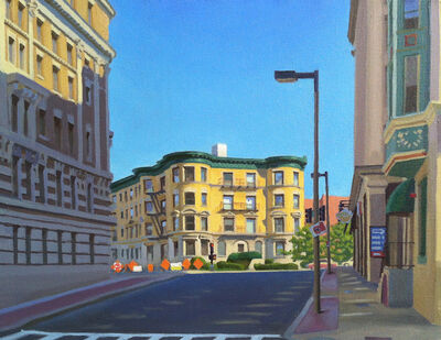 Ed Stitt, '1019 Boylston Street', 2014
