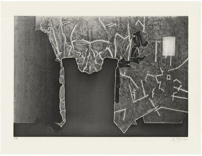 Jasper Johns, 'Regrets', 2014
