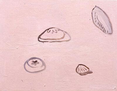 Masahiko Kuwahara, 'Pink beach', 1996