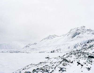 Christina Seely, 'Temporalia Quantitas: Glacial + Anthropic from Metra Simulati', 2012