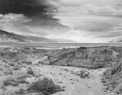 Chip Hooper, 'Sierra Storm, Owens Lake', 1994