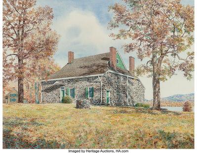 Andy N. Wyeth, 'Washington's Headquarters'