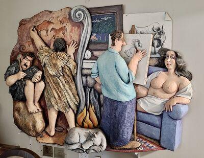 Stephen Hansen, 'The History of Art', 2001