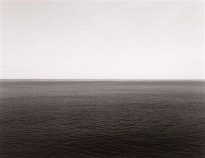 Hiroshi Sugimoto, 'Time Exposed: #335 Norwegian Sea Vesteralen Island 1990', 1991
