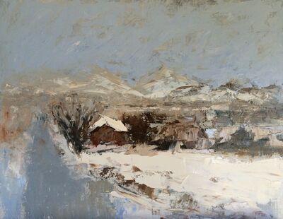 Sandra Pratt, 'Boulder Road', 2017