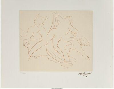 Reuben Nakian, 'Europa and the Bull VI', circa 1970