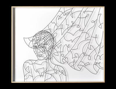 Dan Dailey, 'Veil', 2006