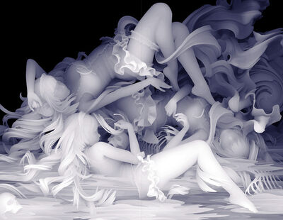 Kazuki Takamatsu, 'Drawing Of We Were Already Exhausted', 2018