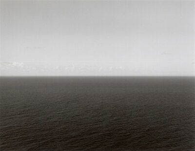 Hiroshi Sugimoto, 'Time Exposed #363 Bakio Bay of Biscay', 1990