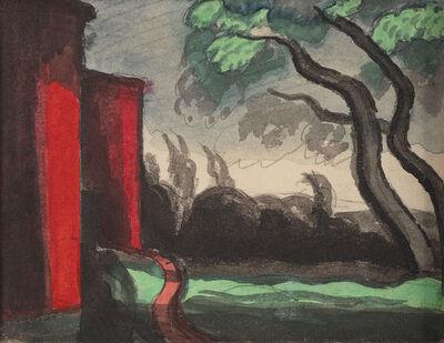 Oscar Bluemner, 'Venus', 1924