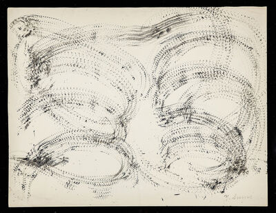 Yasuo Sumi, 'Senza titolo', 1958