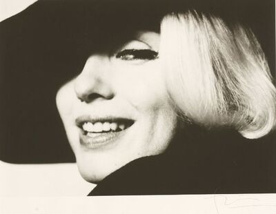 Bert Stern, 'MARILYN WITH HAT', 1995