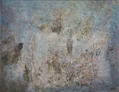 Abdallah Benanteur, 'Ouverte sur l'exil', 1962