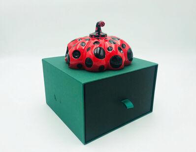 Yayoi Kusama, 'Pumpkins (Red & Black)', 2019