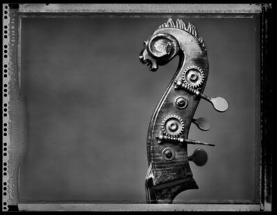 Mark Seliger, 'Charles Mingus's Bass, New York, NY', 1995