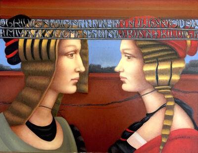 Carmen Aldunate, 'The Eternal Umbilical Cord', 2016