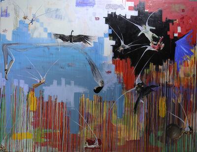 Khaled Hafez, 'Devine Classico', 2016