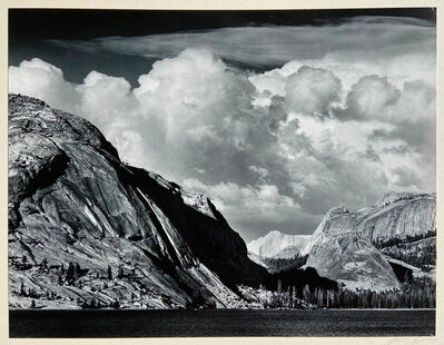 Ansel Adams, 'Mount Conness Lake Tenaya', 1962-1963