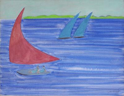Sally Michel, 'Sails', 1966