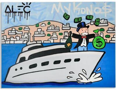 Alec Monopoly, 'Monopoly on Yacht Mykonos ', 2020