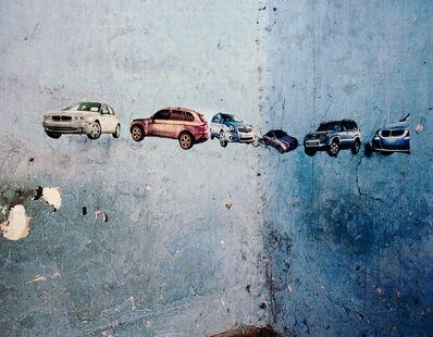 Lyle Ashton Harris, 'Blue Field', 2010