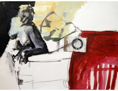 Dorothy Fitzgerald, 'full woman', 2014