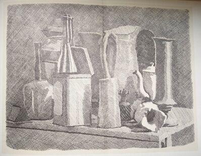 Giorgio Morandi, 'Grande natura morta con la caffettiera', 1934