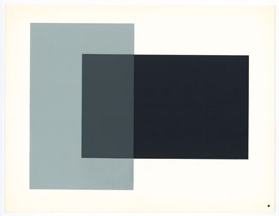 Josef Albers, 'Interaction of Color', 1963