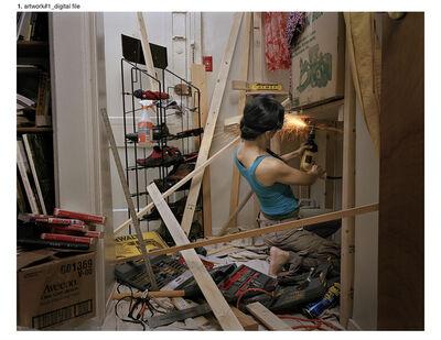 Satomi Shirai, 'DIY-Construction', 2010