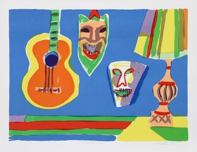 John Grillo, 'Guitarra', 1979