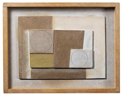 Ben Nicholson, 'March 60 (cub)', 1960