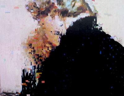 Chris Kienke, 'Big Black Man', 2015