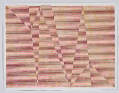Melissa Casey, 'Quinacridone Magenta Over Cadmium Yellow', 2018