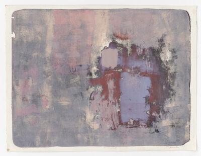 George Miyasaki, 'Twilight', 1959