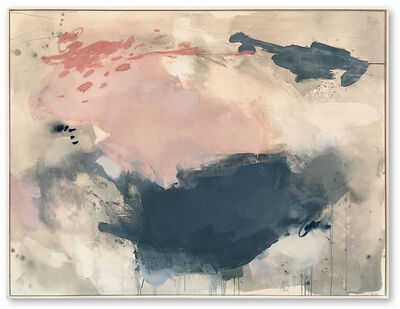 Melissa Herrington, 'Listening for the conjurer. Cherry flowers, petals falling', 2020
