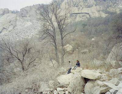 Zhang Kechun, 'In the Mountains 山中的佛', 2015