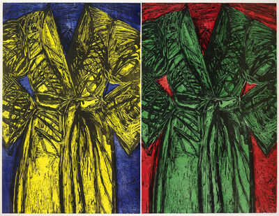 Jim Dine, 'Kindergarten Robes', 1983