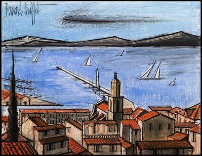 Bernard Buffet, 'Saint-Tropez', 1983