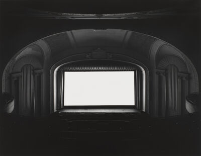 Hiroshi Sugimoto, 'U.A. Playhouse, Great Neck, New York', 1978