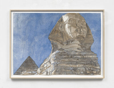 Philip Pearlstein, 'The Sphinx', 1979