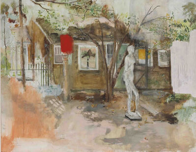 Larry Rivers, 'Toylsome Lane', 1955