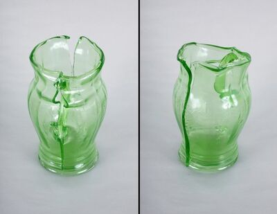 Valerie Snobeck, 'Give Out (Green)', 2013
