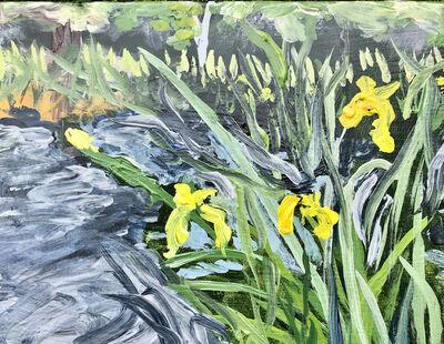 Gerry Tuten, 'Edge of the Pond', 2019