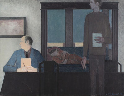 Will Barnet, 'The Father', 1992