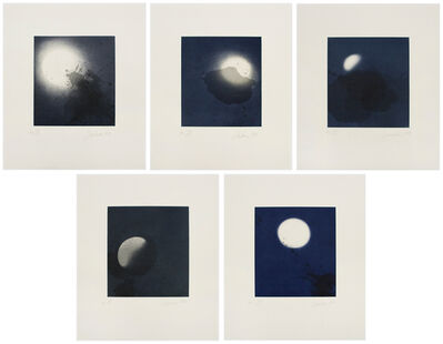 Joe Goode, 'Untitled (Moonrise)', 1998