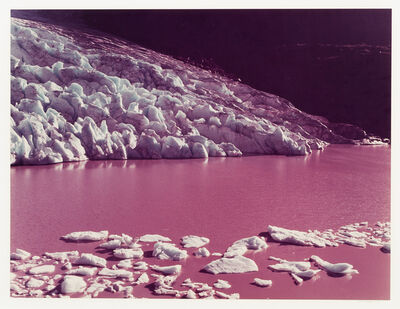 Cole Weston, 'Glacier', 1975