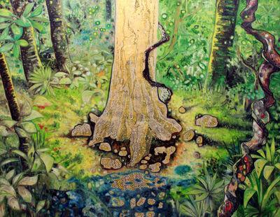 Oscar Oiwa, 'Light Tree', 2015