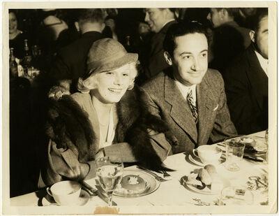 Unknown, 'Jean Harlow. U.S. - Japanese Friendship in 1933', 1933