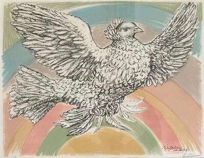 Pablo Picasso, 'Le Colombe Volant'